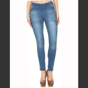 44815417801 Faded Glory Jeans - Faded Glory Womens Plus Size Jeggings